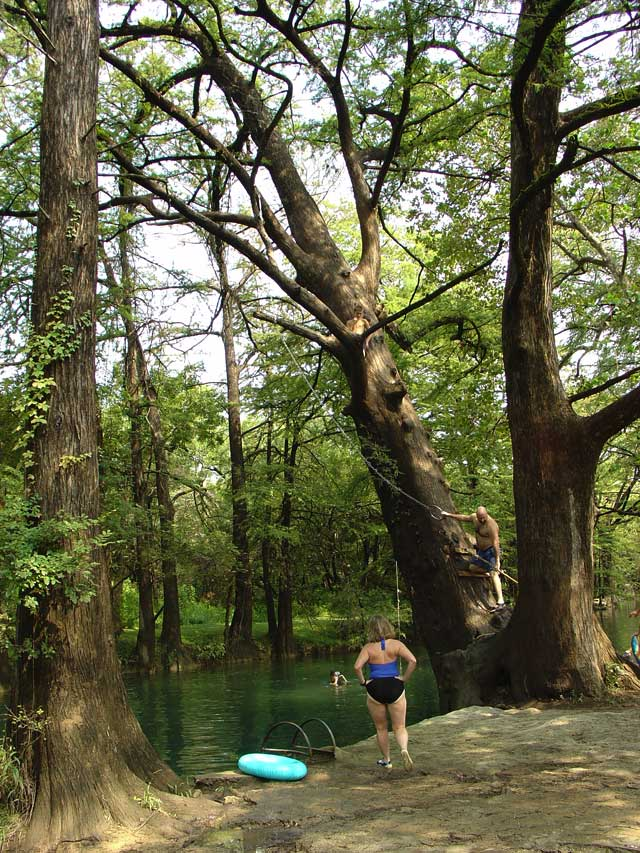 WIMBERLEY - BLUE HOLE